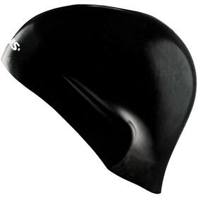 FINIS 3D Dome Cuffia In Silicone, black